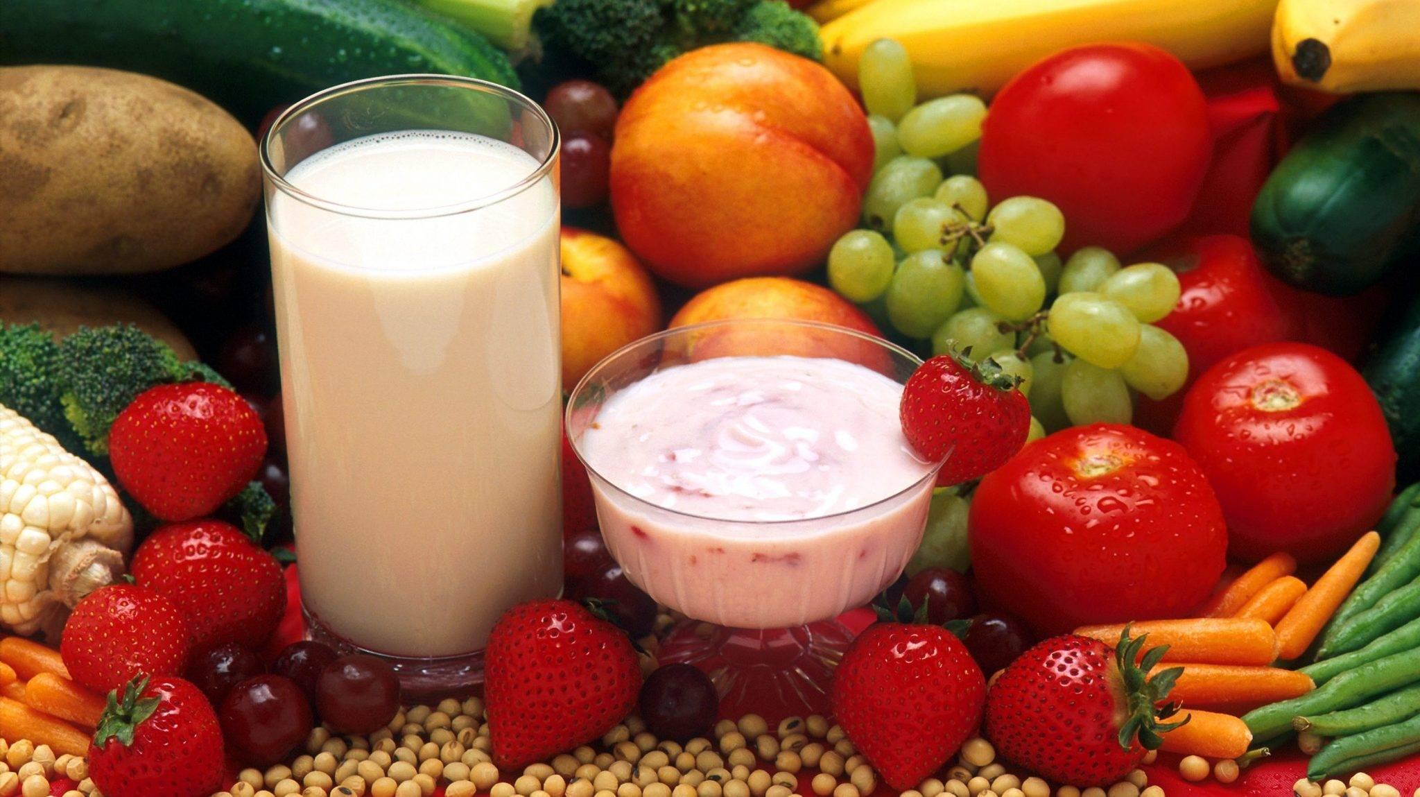 Liste bsische und säurebildende Lebensmittel
