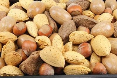 Omega 6 zu 3 Verhältnis Nüsse
